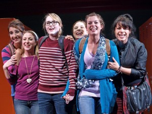 PREGNANCY PACT @ Weston Playhouse, 2012